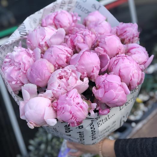 Зефирная любовь: букеты цветов на заказ Flowwow