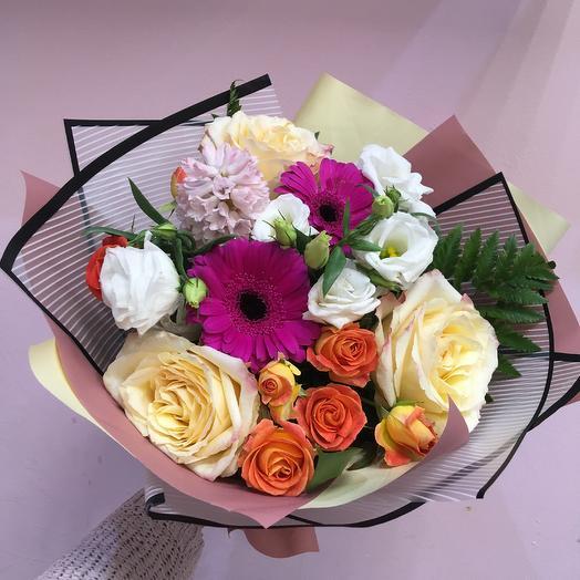 Букет «Зодиак»: букеты цветов на заказ Flowwow