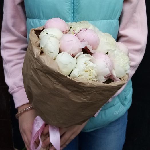 Ароматный зефир: букеты цветов на заказ Flowwow