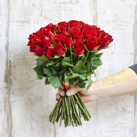Роза местная 50 см Поштучно