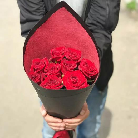 Красные розы (Россия)