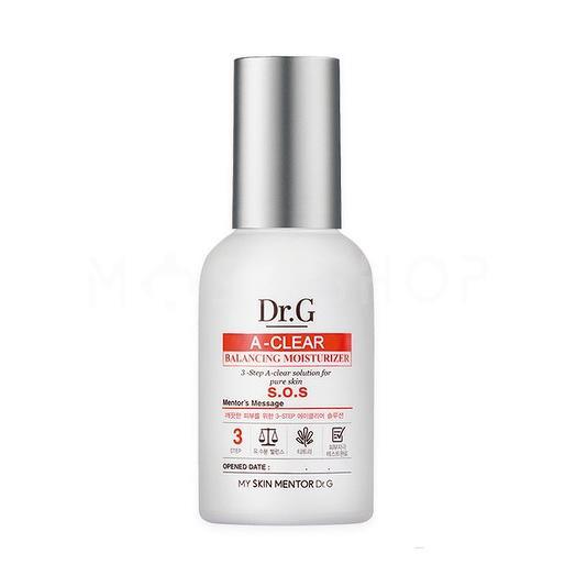 Увлажняющее средство для проблемной кожи Dr.G A-Clear Balancing Moisturizer