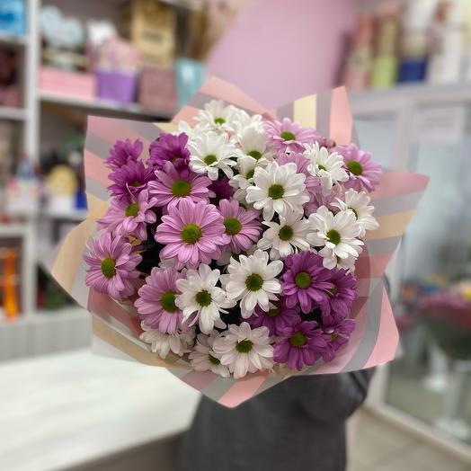 7 красивых хризантем