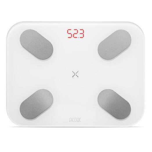 Умные диагностические весы Picooc S1 Pro V2 (6924917717384), белые