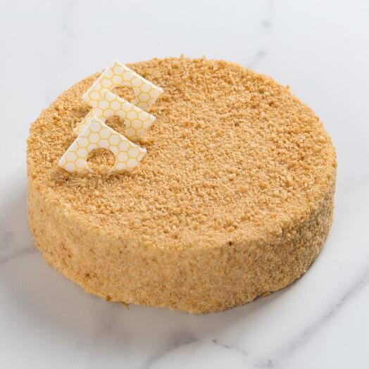 Мини-торт «Медово-сливочный»