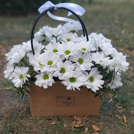 Daisies in your purse🥰