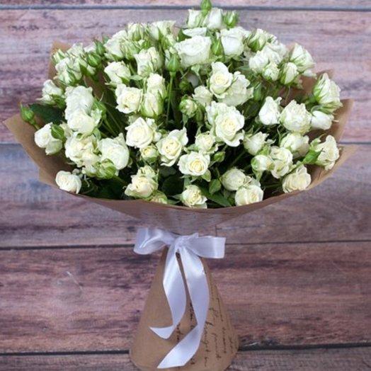 Адажио: букеты цветов на заказ Flowwow