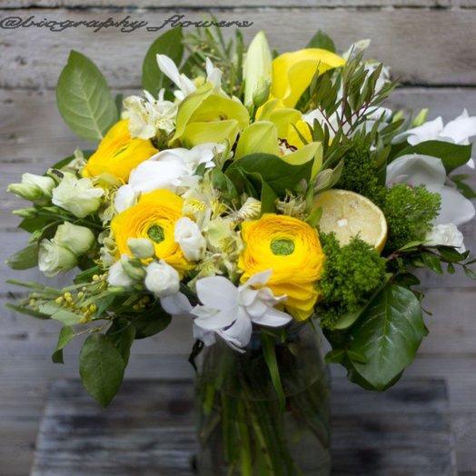 Пробуждение: букеты цветов на заказ Flowwow