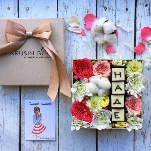 Летняя нежность: букеты цветов на заказ Flowwow