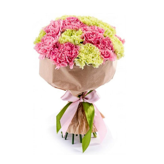 Для чудесной девушки: букеты цветов на заказ Flowwow