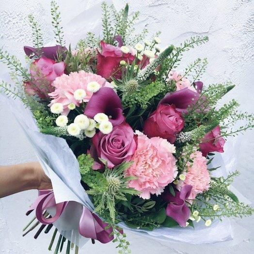 Восточный экспресс: букеты цветов на заказ Flowwow