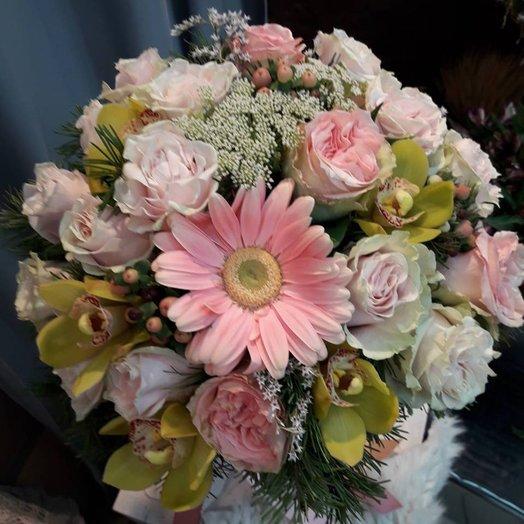Бета: букеты цветов на заказ Flowwow