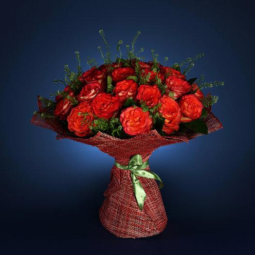 Мерси: букеты цветов на заказ Flowwow