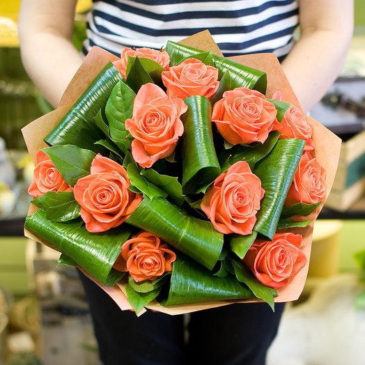 """Букет цветов """"Марио"""": букеты цветов на заказ Flowwow"""