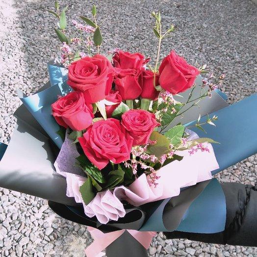 Маленькие приятности: букеты цветов на заказ Flowwow