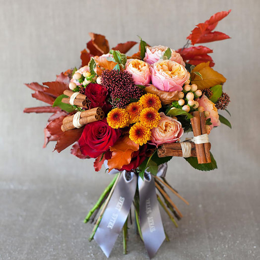 Большой букет Брюссель: букеты цветов на заказ Flowwow