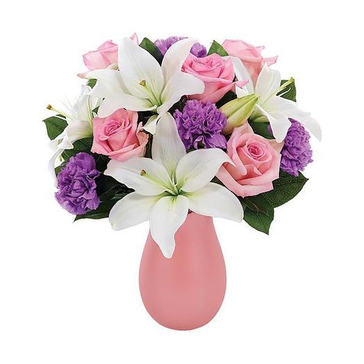 Букет «Скромная улыбка»: букеты цветов на заказ Flowwow