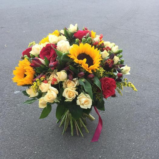 Песня о лете: букеты цветов на заказ Flowwow