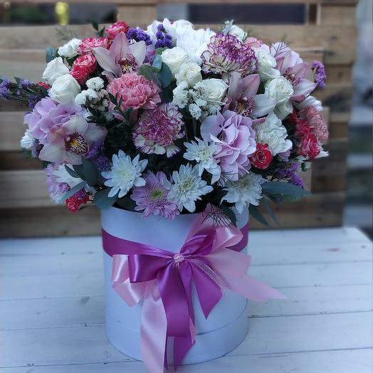 Фьюжн: букеты цветов на заказ Flowwow