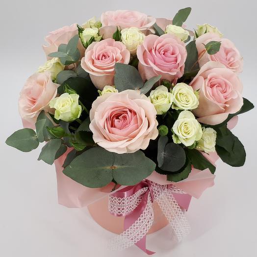 Creme brulee: flowers to order Flowwow