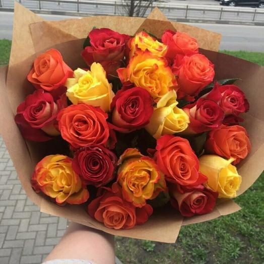Любимой маме  3: букеты цветов на заказ Flowwow
