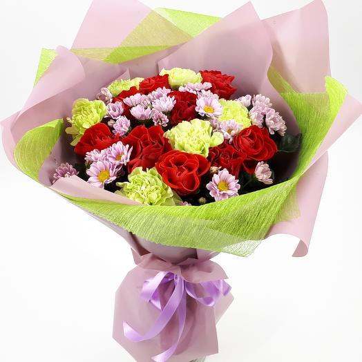 Летний день: букеты цветов на заказ Flowwow