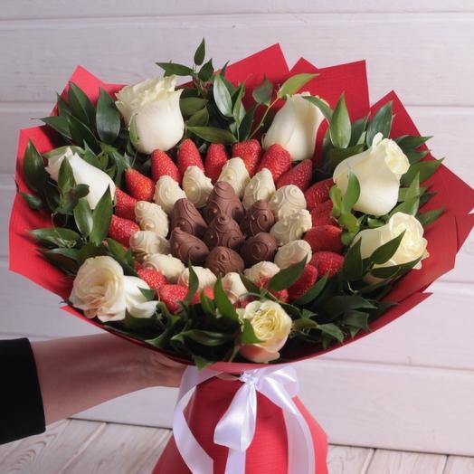 Диадема: букеты цветов на заказ Flowwow