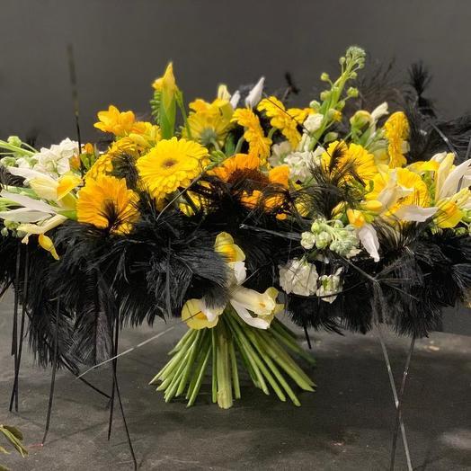 Солнце востока: букеты цветов на заказ Flowwow