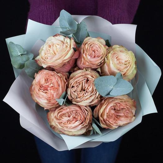 Букет 177: букеты цветов на заказ Flowwow