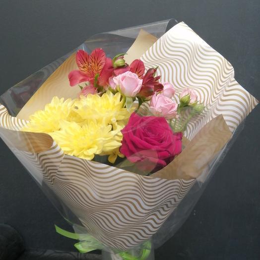 Волнующий: букеты цветов на заказ Flowwow