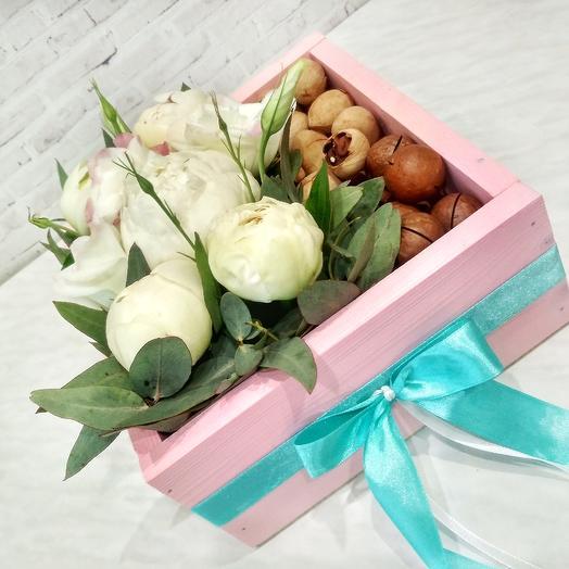 """""""Искушение"""": букеты цветов на заказ Flowwow"""
