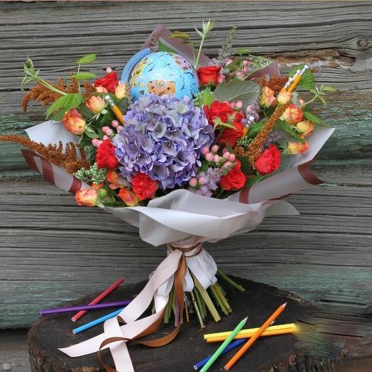 На 5+: букеты цветов на заказ Flowwow