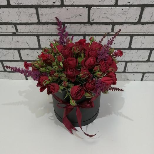Красивый букет: букеты цветов на заказ Flowwow