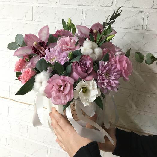 Адриана: букеты цветов на заказ Flowwow