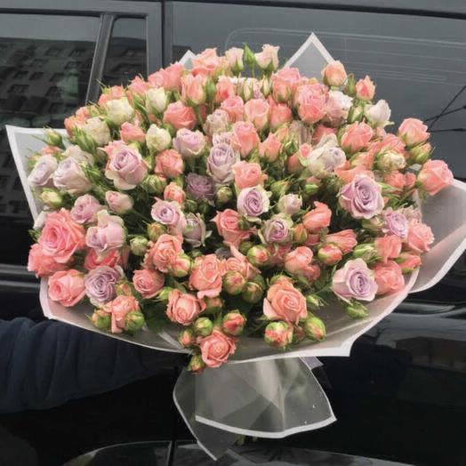 Рай: букеты цветов на заказ Flowwow