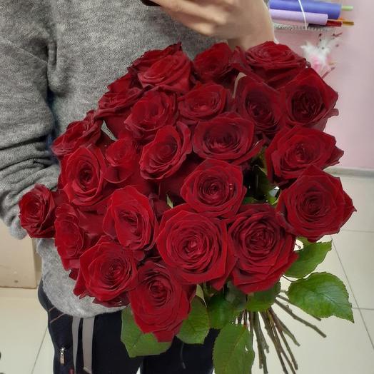25 роз Россия
