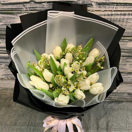 Елиа: букеты цветов на заказ Flowwow