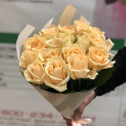 Вдох-выдох: букеты цветов на заказ Flowwow