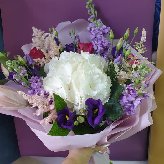 Ноно букеты: букеты цветов на заказ Flowwow