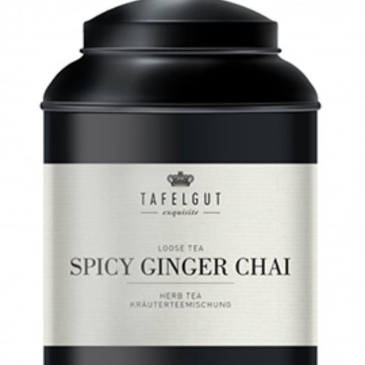 Чай SPICY GINGER CHAI