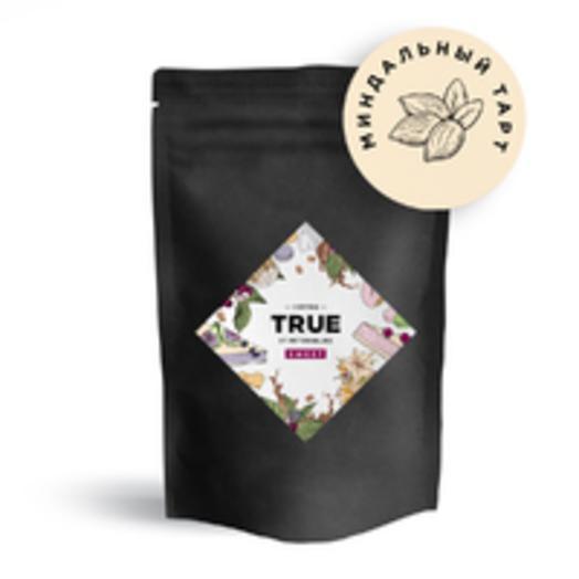 Со вкусовыми добавками Кофе с ароматизатором «Миндальный тарт» 250 г