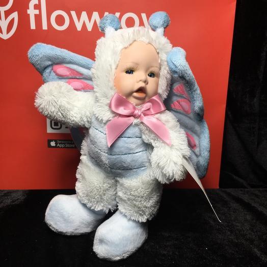 Игрушка Кукла бабочка
