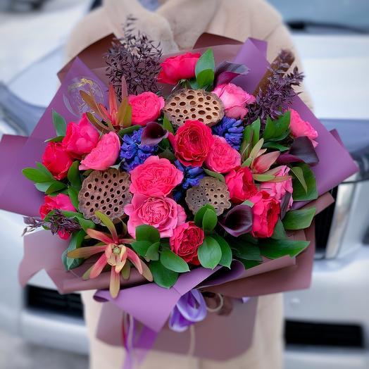 Скажи цветами