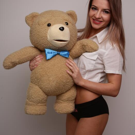 Плюшевый ТЕД 60 см