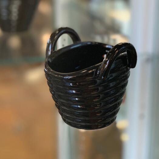 Кашпо керамика