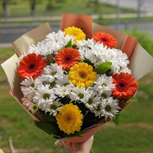 """Bouquet """"Sunny day"""""""