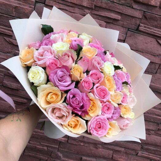 51 роза кении