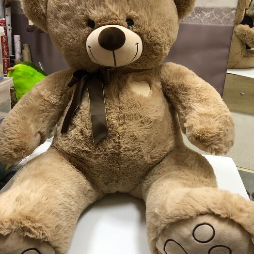 Мега медведь
