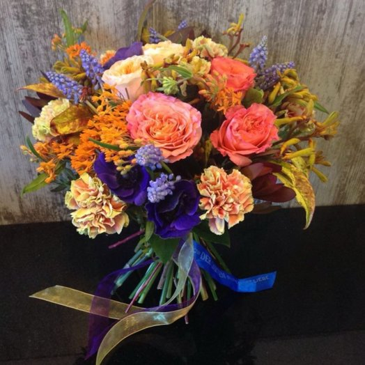 Карамельный: букеты цветов на заказ Flowwow