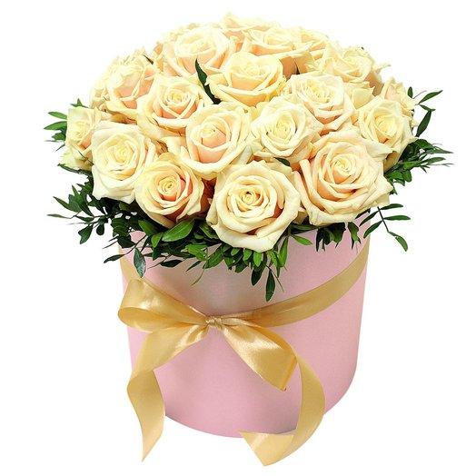 Коробочка с розами Талея